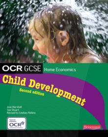 OCR GCSE Home Economics Child Development Student Book, Paperback Book