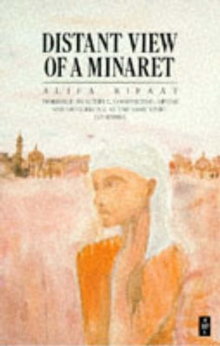 Distant View of a Minaret, Paperback Book