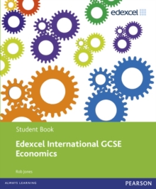 Edexcel International GCSE Economics Student Book with ActiveBook CD, Mixed media product Book