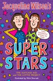 Jacqueline Wilson's Superstars, Paperback Book