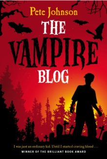 The Vampire Blog, Paperback Book