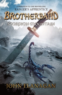 Scorpion Mountain (Brotherband Book 5), Paperback Book
