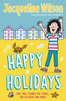 Jacqueline Wilson's Happy Holidays, Paperback Book