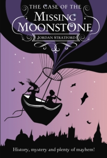 The Case of the Missing Moonstone, Paperback Book