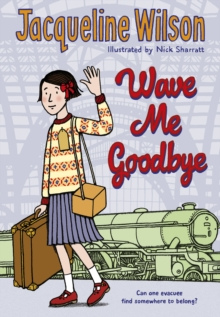 Wave Me Goodbye, Paperback Book