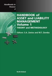 Handbook of Asset and Liability Management : Theory and Methodology, Hardback Book