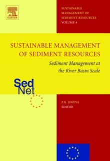Sediment Management at the River Basin Scale, Hardback Book