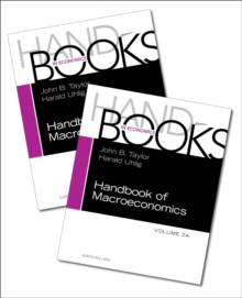Handbook of Macroeconomics : Volume 2A-2B SET, Mixed media product Book