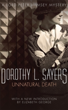 Unnatural Death, Paperback Book