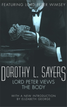 Lord Peter Views the Body, Paperback Book