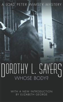Whose Body?, Paperback Book