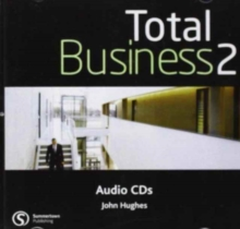 Total Business 2 Class Audio CD, CD-ROM Book
