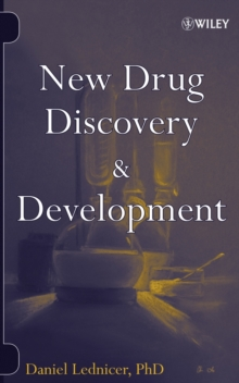 New Drug Discovery and Development, Hardback Book