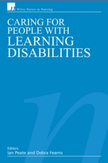 Caring for People with Learning Disabilities, Paperback / softback Book