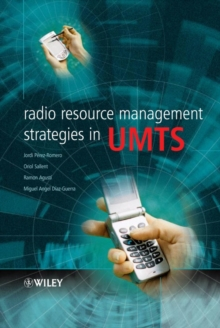 Radio Resource Management Strategies in UMTS, Hardback Book