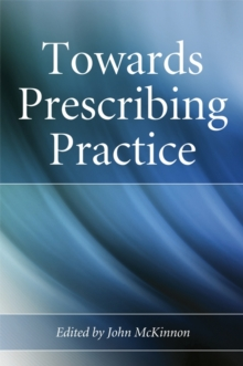Towards Prescribing Practice, Paperback / softback Book