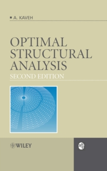 Optimal Structural Analysis, Hardback Book