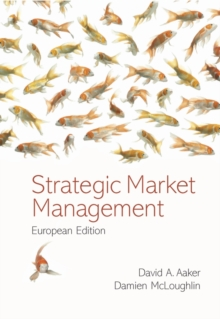 Strategic Market Management, Paperback Book