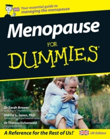 Menopause For Dummies, Paperback Book
