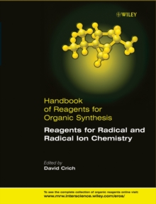 Reagents for Radical and Radical Ion Chemistry, Hardback Book