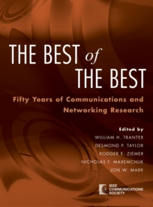 The Best of the Best : Fifty Years of Communications and Networking Research, Hardback Book