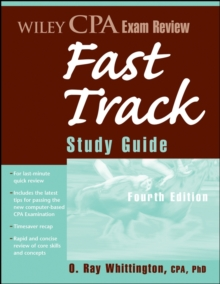 Wiley CPA Exam Review Fast Track Study Guide, Paperback / softback Book
