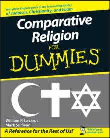 Comparative Religion for Dummies, Paperback Book