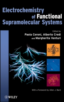 Electrochemistry of Functional Supramolecular Systems, Hardback Book