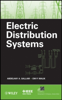 Electric Distribution Systems, Hardback Book