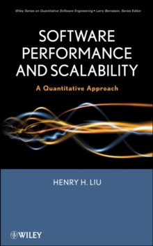 Software Performance and Scalability : A Quantitative Approach, Hardback Book