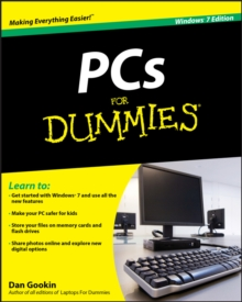 PCs For Dummies, Paperback Book