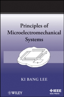 Principles of Microelectromechanical Systems, Hardback Book