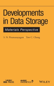 Developments in Data Storage : Materials Perspective, Hardback Book