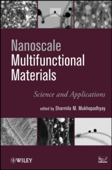 Nanoscale Multifunctional Materials : Science and Applications, Hardback Book