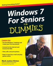 Windows 7 for Seniors for Dummies (R), Paperback Book