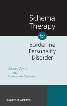 Schema Therapy for Borderline Personality Disorders, Paperback Book
