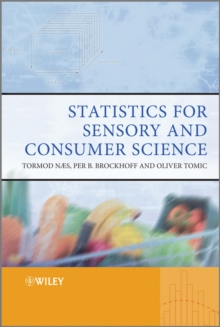 Statistics for Sensory and Consumer Science, Hardback Book