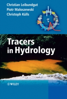 Tracers in Hydrology, Hardback Book