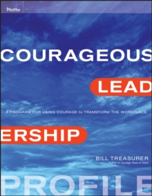 Courageous Leadership Profile, Paperback / softback Book