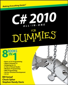 C# 2010 All-In-One for Dummies (R), Paperback Book