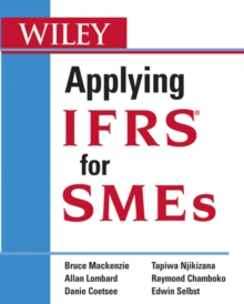 Applying IFRS for SMEs, Paperback / softback Book