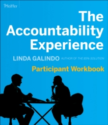 The Accountability Experience Participant Workbook, Paperback / softback Book