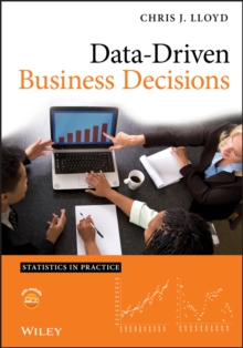Data Driven Business Decisions, Hardback Book