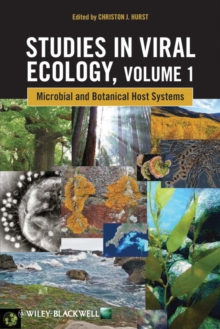 Studies in Viral Ecology : Microbial and Botanical Host Systems Volume 1, Hardback Book