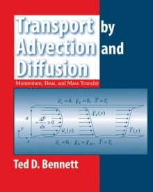 Transport By Advection and Diffusion, Hardback Book