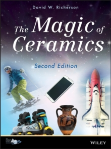 The Magic of Ceramics, Hardback Book