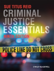 Criminal Justice Essentials, Paperback / softback Book