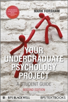 Your Undergraduate Psychology Project 2E, Paperback Book
