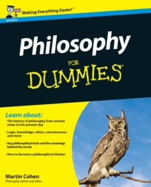 Philosophy for Dummies UK Edition, Paperback Book