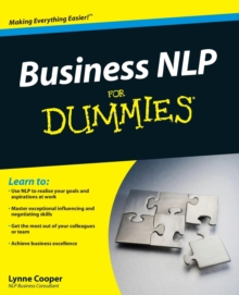 Business NLP For Dummies, Paperback Book